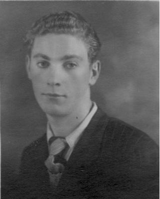 Marcel Willai, fils de Désiré et Marie
