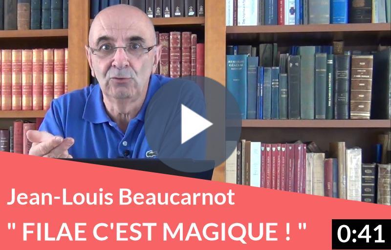 Jean-Louis Beaucarnot : «Filae, c'est magique !»