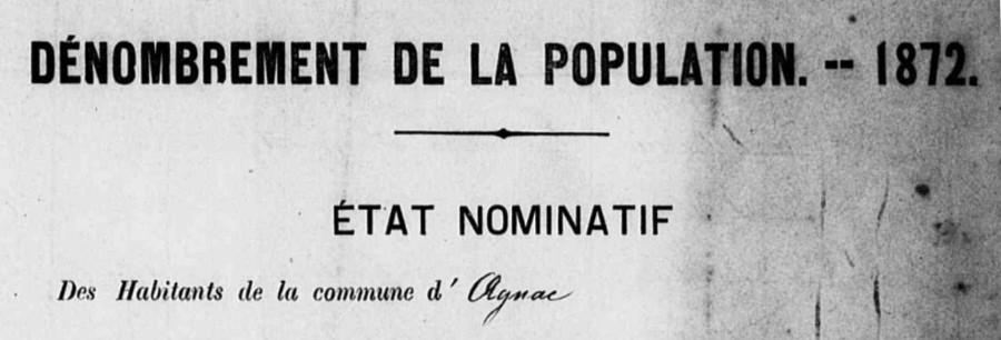 recensement de 1872