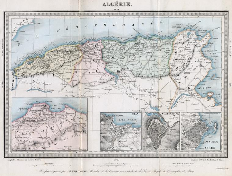 L'Algérie au 19e siècle