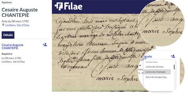 Registres paroissiaux du Val d'Oise