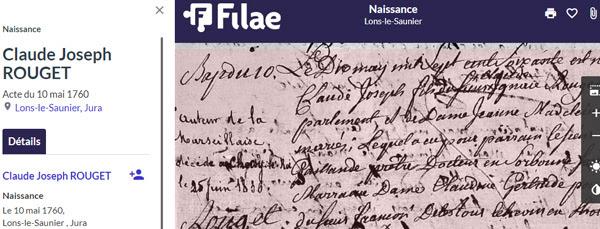 registres paroissiaux du Jura