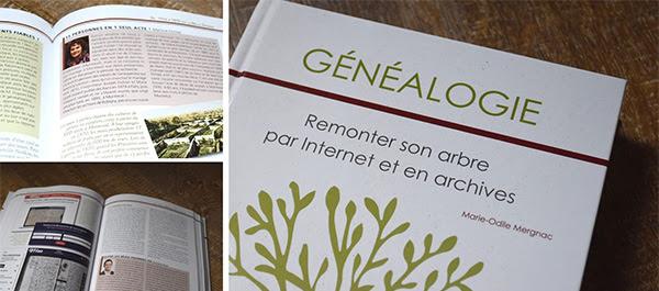 livre généalogie