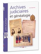 livre archives judiciaires