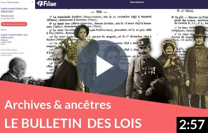 Le Bulletin des lois : une archive surprenante pour votre généalogie