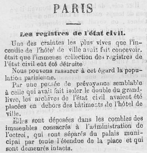 courrier du Gard 1871