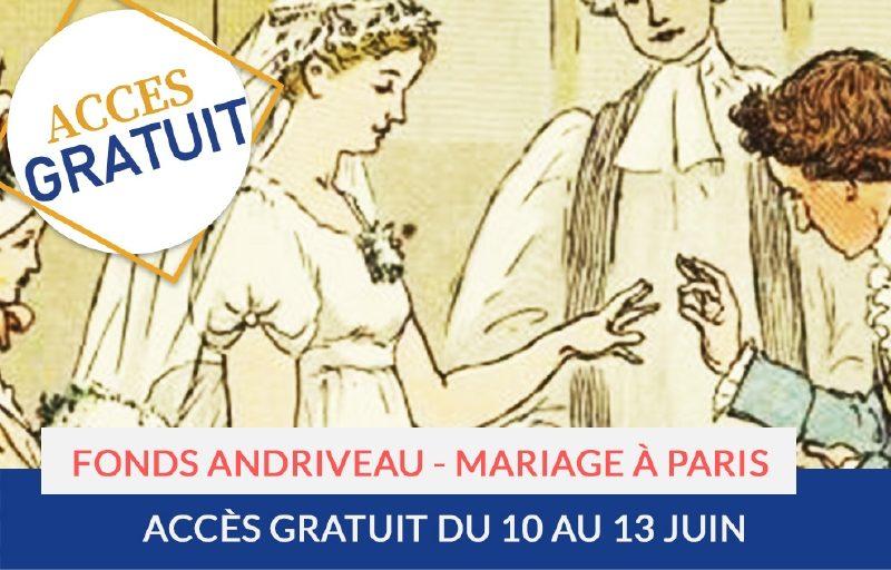 Accès gratuit : fonds Andriveau