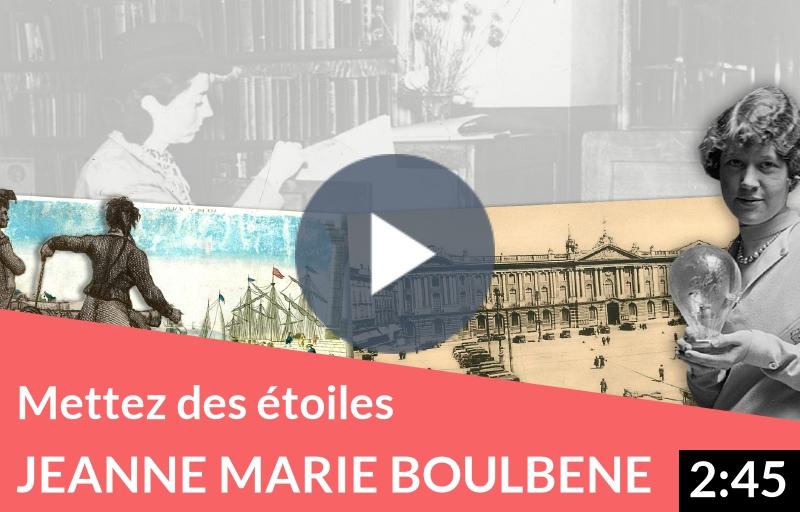 Un cas pratique : à la recherche de Jeanne Marie Boulbene